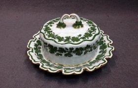 meissen-butter-od-kaeseglocke-weinlaub-und-gold-um-1880-1-wahl